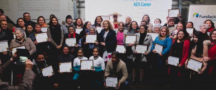 38 proyectos comunitarios se concretarán gracias a AES Gener