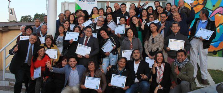 46 proyectos sociales de Huasco se concretarán gracias al Fondo Concursable AES Gener