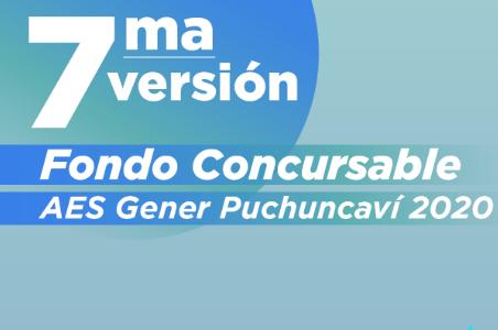 Nómina de proyectos adjudicados 7ma versión Fondos Concursables AES Gener Puchuncaví